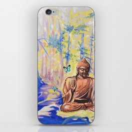As It Is iPhone Skin