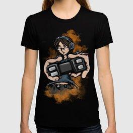 Gamer Girl: Focus! T-shirt