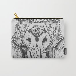 Hamsa Ganesh Carry-All Pouch