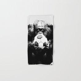 Soccer Chimp Hand & Bath Towel