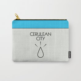 Cerulean City Monopoly location Carry-All Pouch
