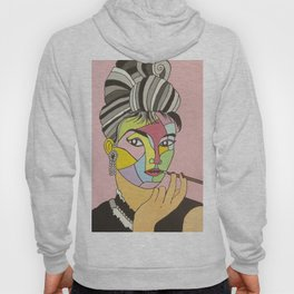 Colorfull Audrey Hoody