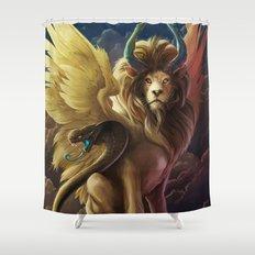 Chimera Shower Curtain