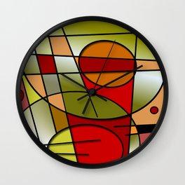 Abstract #48 Wall Clock