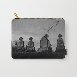 6 of Swords Carry-All Pouch
