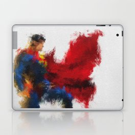 The Last Son of Krypton Laptop & iPad Skin