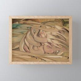 Irnina Framed Mini Art Print