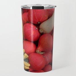 gourds 2, color photo Travel Mug