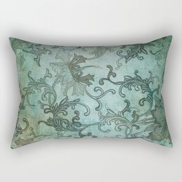 Damask Vintage Pattern 13 Rectangular Pillow