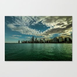 chi town  Canvas Print