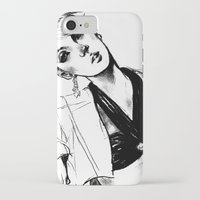 2ne1 iPhone & iPod Cases featuring CL by Tee-yah