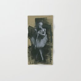 The Dark Dancer Hand & Bath Towel