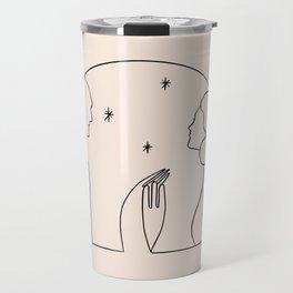 Dreamers no.3 (peach) Travel Mug