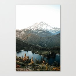 Sunrise Kingdom Canvas Print