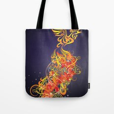 Phoenix Nights Tote Bag