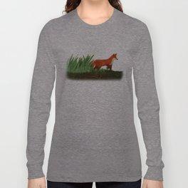 Emerging fox Long Sleeve T-shirt
