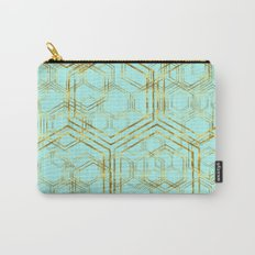 Hexagold Carry-All Pouch