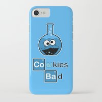 cooking iPhone & iPod Cases featuring Cooking Bad by Loku