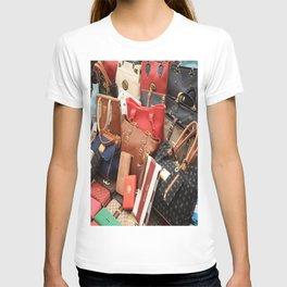 Women's Designer Handbags T-shirt