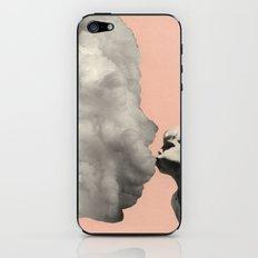 Exhalation iPhone & iPod Skin