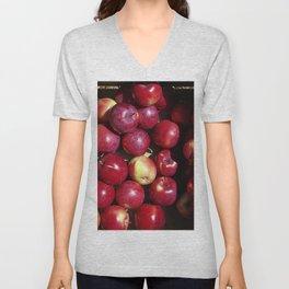 Apple Harvest! Unisex V-Neck