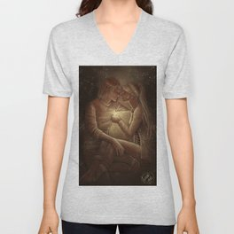 ChloNath - Close To You Unisex V-Neck
