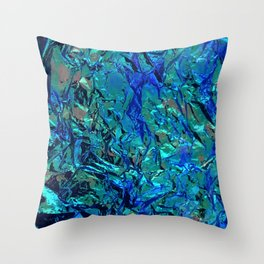 C13D Mermaid Throw Pillow