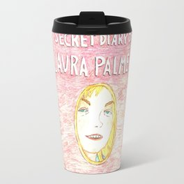 the secret diary of Laura Palmer Travel Mug
