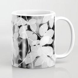Fagus tortuosa white Coffee Mug