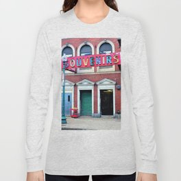 Retro Carnival in the City Long Sleeve T-shirt