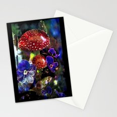 fatal seduction Stationery Cards