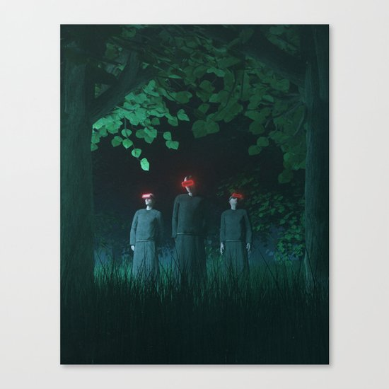 ILLUMORII (everyday 08.06.16) Canvas Print