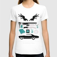 supernatural T-shirts featuring Supernatural by Abbie Imagine