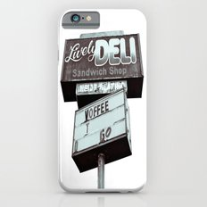 Old deli sign Slim Case iPhone 6s