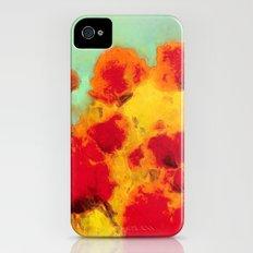 FLOWERS - Poppy time Slim Case iPhone (4, 4s)