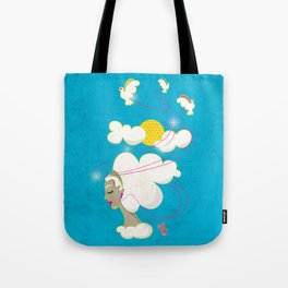 Music is my Inspiration Tote Bag