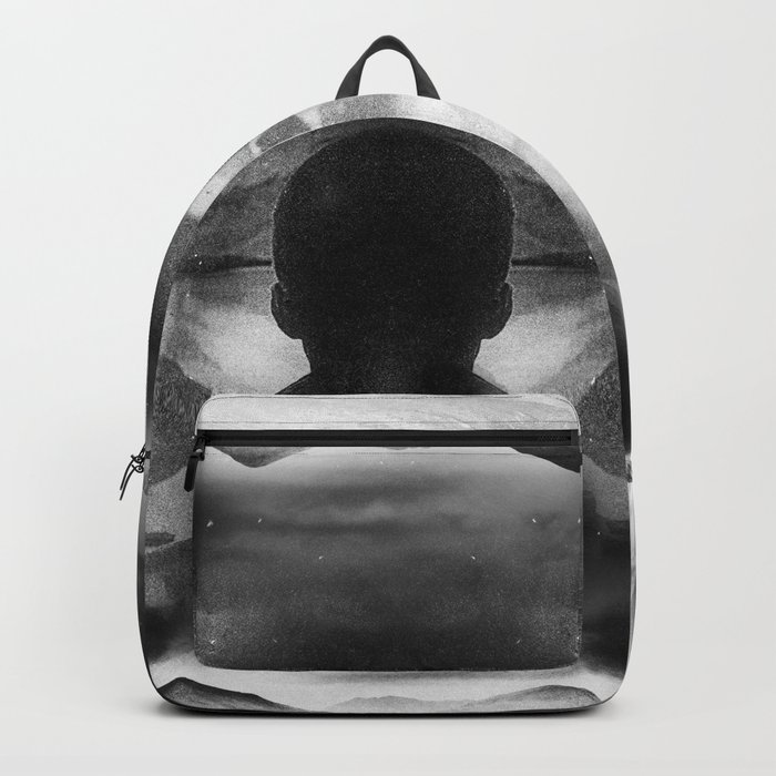 Moon of isolation Backpack