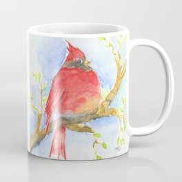 Mr. Cardinal Coffee Mug