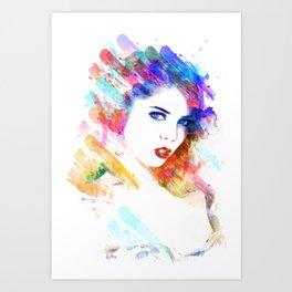 Jessi Palmer Art Print