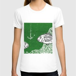 Tangaroa & the Snapper T-shirt