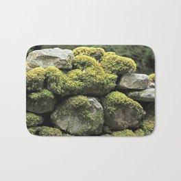 Mossy wall Bath Mat