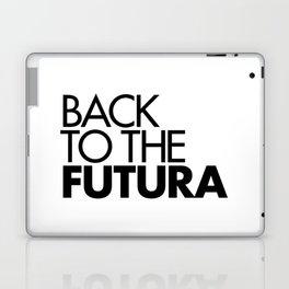 Back to the Futura Laptop & iPad Skin