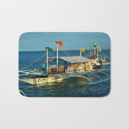 Cebu Seaside Bath Mat