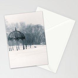 Ell Pond - Melrose, MA. January, 2015 Stationery Cards
