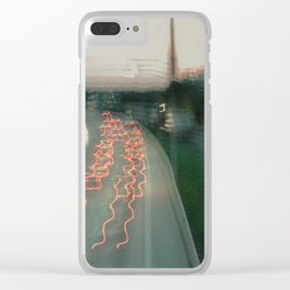 Madison Clear iPhone Case