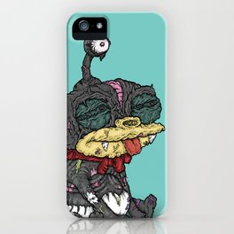 Zibbler iPhone Case