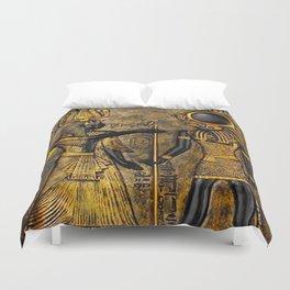 Egyptian Gods Duvet Cover