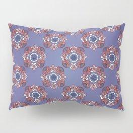 Mucha Pattern 8 Pillow Sham