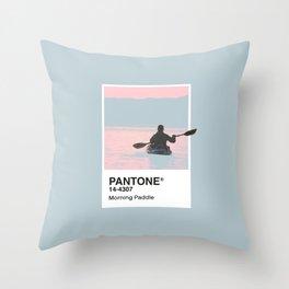 Pantone Series – Paddle Throw Pillow