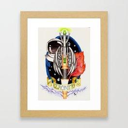 Eleventh Hour Framed Art Print
